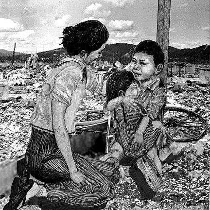 Ashes of Hiroshima