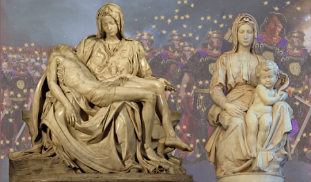 Michelangelo's_Pieta_Legion
