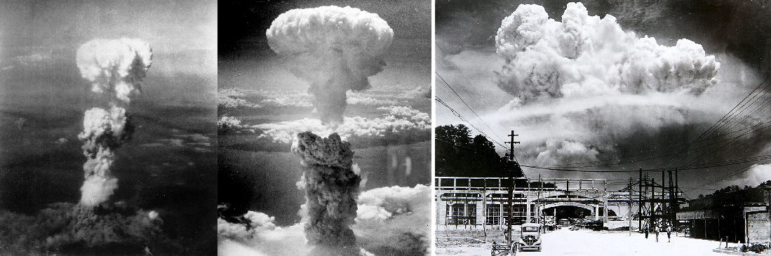 essays on atomic bomb Essay on the dropping of atomic bomb on japan on august 6, 1945, a b-29 bomber named enola gay dropped an atomic bomb, on hiroshima, japan hiroshima had been almost.
